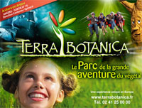 Terra Botanica : Pari n°1 gagné !