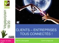 Clients, entreprises, tous connectés