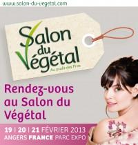 Salon du Végétal 2013 : Conférences Hortea